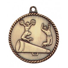 HR 775 Cheerleading Medal
